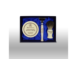 Подарочный набор TAYLOR Of OLD BOND STREET Sandalwood Satin Lined Gift Box Pure Badger