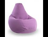 Кресло-груша, жаккард однотонный (цвет на выбор)