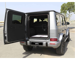 Various premium class armored SUVs based on Mercedes-Benz G500/*G550 W463b, AMG G63 W463a, AMG G63 W464  VR7 and VR7/VR9, 2019-2020 YP