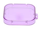 Светофильтр фиолетовый для экшн камер серии sj4000