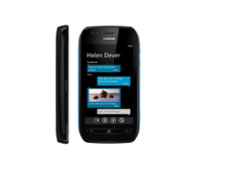 Хит❶ Корпус для Nokia Lumia 710 Black