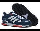 Adidas ZX 750 мужские синие (41-46)