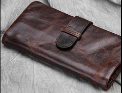 Мужское портмоне Vintage Wax