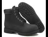 Timberland 6 Inch Boots мужские черные