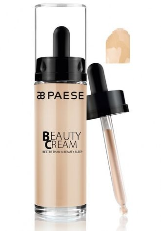 Тональный крем Beauty Cream (light beige) Paese