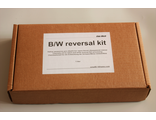 Black white slide reversal b/w processing kit for Kodak Super 8 Tri-X Fomapan R100