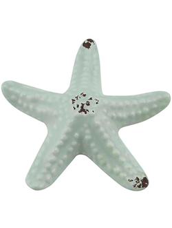 Звезда SEASTAR POSEI GREY 9.5X2.5X9CM EARTHENWARE арт.30916