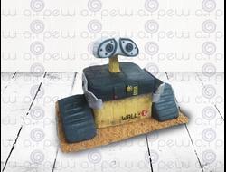 """Торт № 14 """"Робот Валли"""" (Детские торты)"""
