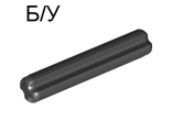 ! Б/У - Technic, Axle 3, Black (4519 / 451926) - Б/У