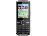 Nokia C5-00 5mp Black