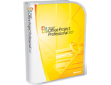 Microsoft Office Project 2007 Профессиональный RU H30-01872 BOX