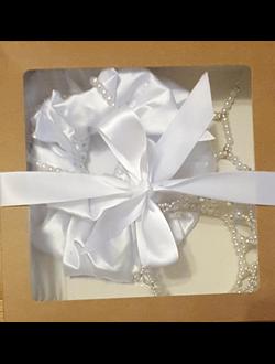 Подарочный набор Рождественский (сумочка, корона, браслет)