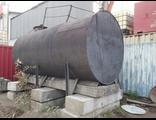 Большие емкости металлические, резервуары б/у РГС 25