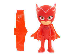 Оулет (светится) и браслет./ PJ Masks Light Up Figure - Owlette