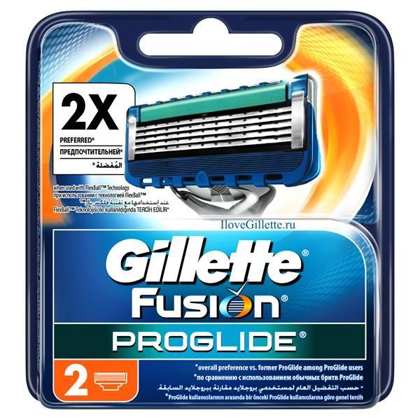 ������� ������� Gillette Fusion ProGlide, 2 ��