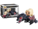 Фигурка Funko POP! Game of Thrones Drogon & Daenerys