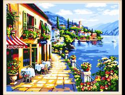 Итальянский ресторанчик