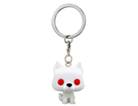 Брелок Funko Pocket POP! Keychain: Game of Thrones: Ghost (FL) (Exc)