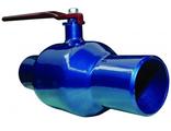 Кран шаровый стальной под приварку 11с70п (КШЦП)