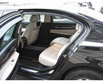 Various luxury elongated and armored limousines, based on new BMW 750Li xDrive G12 / M760Li xDrive G12 in VR7 and VR9, 2019-2020 YP