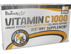 VITAMIN C1000 ACAI BERRY 30 таб