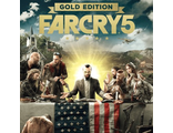 Far Cry 5 Gold Edition  (цифр версия PS4) RUS