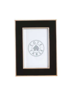 Фоторамка PHOTO FRAME BORDORE BLACK 15X20CM STEELарт.31840