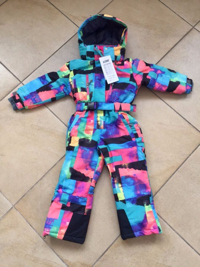 Детская мембранная одежда Kalborn