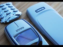 Комплект панелей Nokia 3310 (белый)