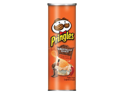 Чипсы Pringles Buffalo Ranch