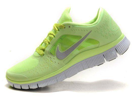 da202320 Nike Free Run 5.0 green – цены, размеры, купить, кроссовки для бега ...