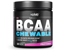 VP Laboratory BCAA Chewable 60 табл.