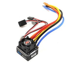 Hobbywing XERUN XR10-Justock Zero-timing Design Sensored Brushless ESC For 1/10 RC CAR