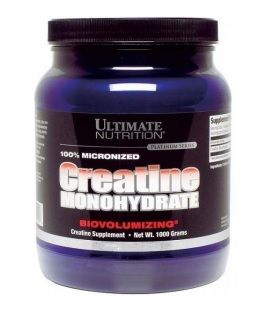 Ultimate Nutrition Creatine Monohydrate 1000 г