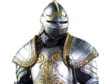 ПРЕДЗАКАЗ - Паладин Карла Великого - Коллекционная фигурка 1/6 12 Paladins of Charlemagne (SE003) - COOMODEL