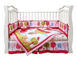 Комплект в кроватку для новорожденных shapito by giovanni Jolly Balloon