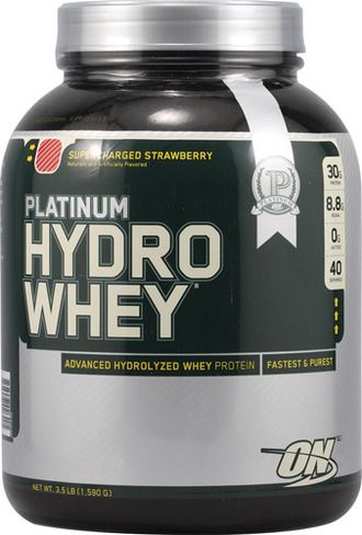 Optimum Nutrition Platinum Hydrowhey (1590 gr)
