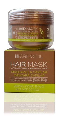 "Хлебная маска ""Hair mask capilar"" 200мл"