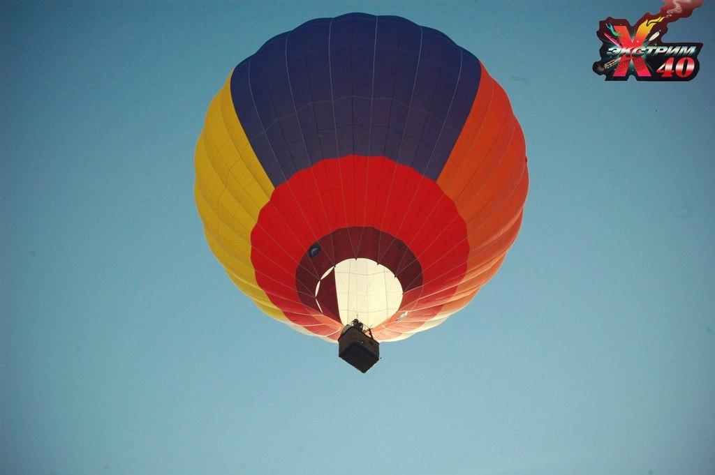 Подарок полёт на воздушном шаре 35