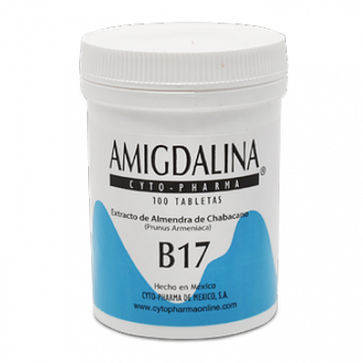 Амигдалин B17 (Amygdalin) 500 mg Tablets - Мексика/1