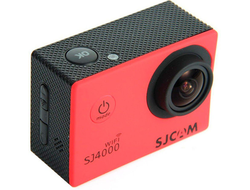 Экшн-камера SJCAM SJ4000 Sports HD DV WiFi красная