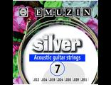 Emuzin Silver 7A222 Струны для семиструнной гитары
