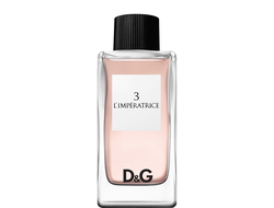D&G ANTHOLOGY L'IMPERATRICE 3  50 ml EDT