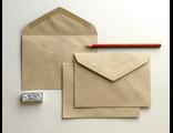 Крафт-конверт для открытки С6