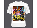 league of leegends