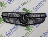 Решетка радиатора Mercedes W204 Diamond
