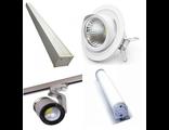 Светильники для торговых, общественных и бытовых помещений