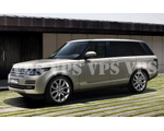 Various extended wheelbase luxury SUVs, based on Range Rover Vogue L405 SC SWB/EWB, 2017