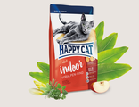 Happy Cat - Indoor (альпийская говядина)