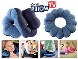 Подушка для путешествий Total Pillow (Тотал Пиллоу)